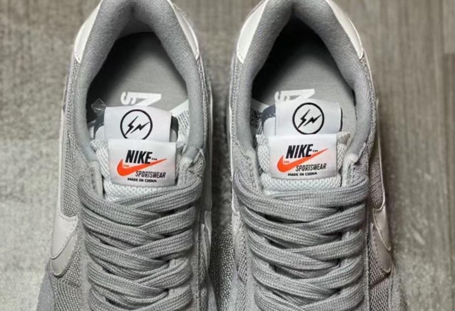 藤原浩上脚第二款「闪电 x sacai x Nike」联名!
