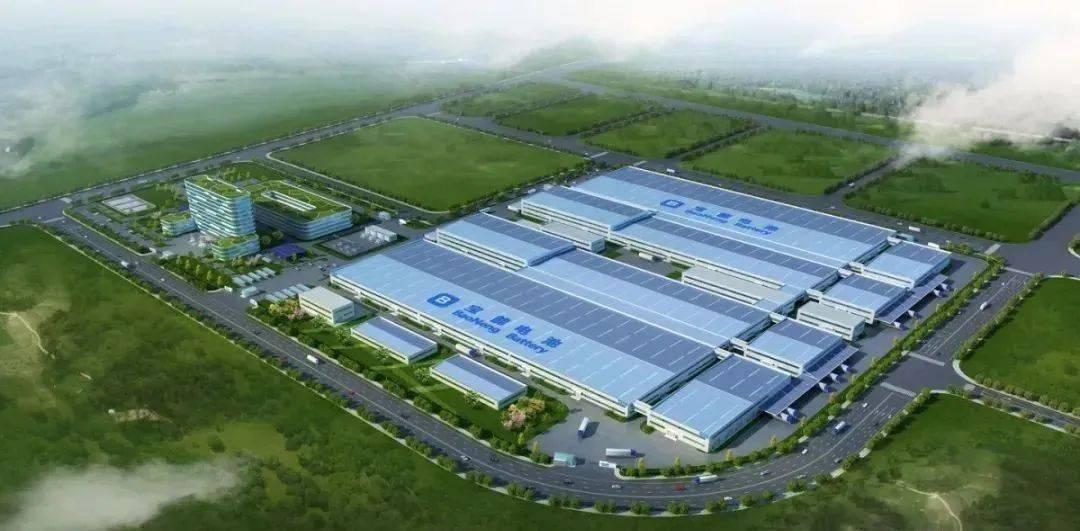 获120亿投资 宝能新能源汽车集团落户广州开发区