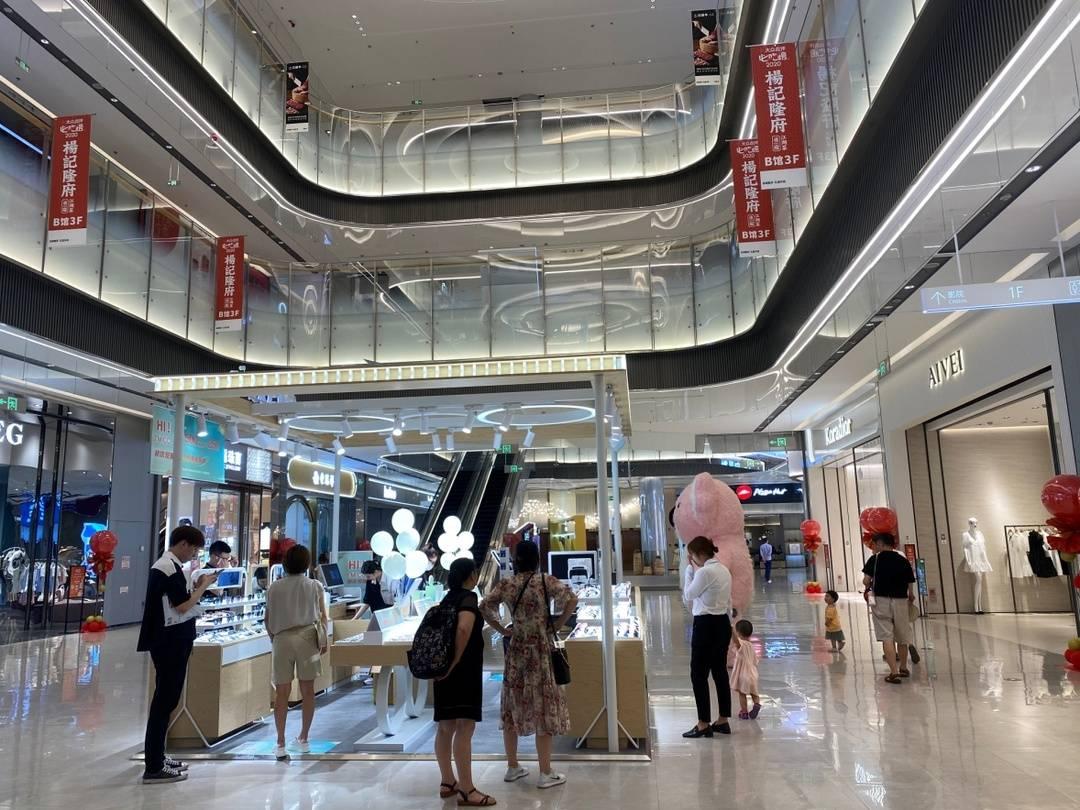 国风文化 智慧零售 这个端午重庆两江新区重点商圈揽客超65万人次