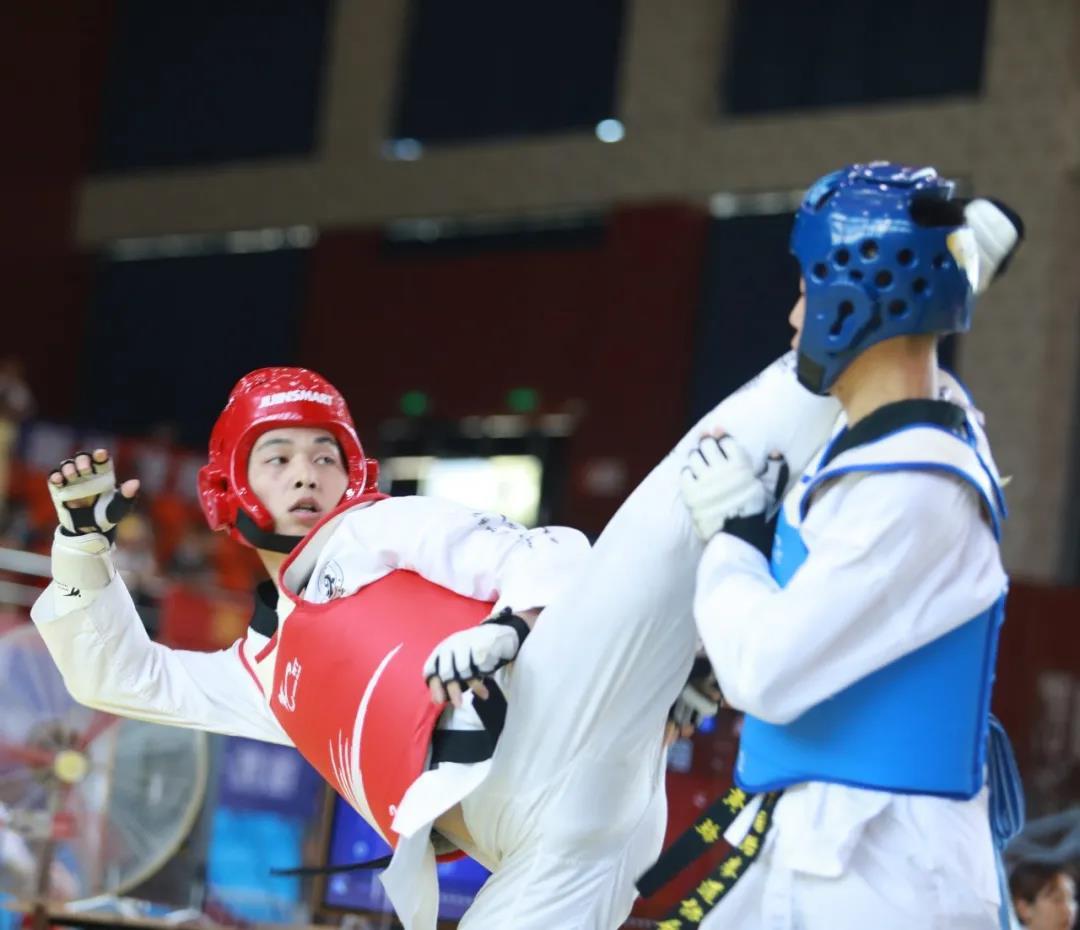省跆拳道系列赛长沙分区赛落幕