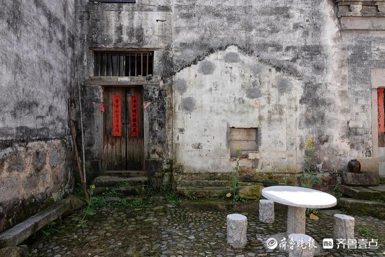 徽州古建筑,展示徽文化
