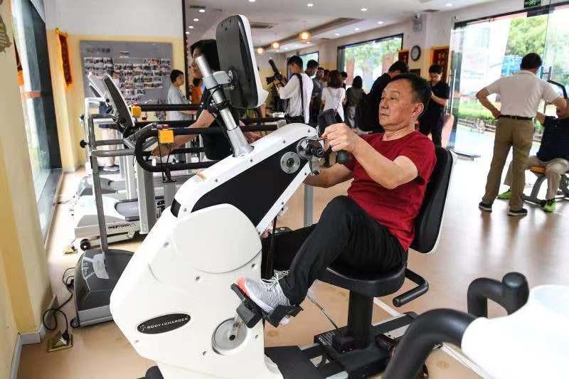 """首创长者运动健康之家,申城体育""""智慧助老"""""""