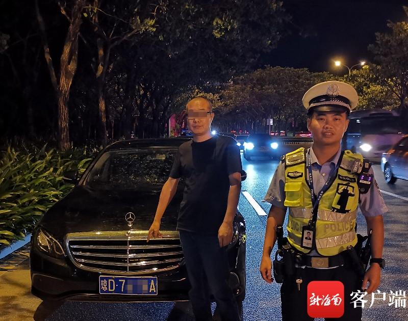 醉酒驾驶、无证驾驶机动车 三亚这3人被查