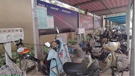 北京海淀27个小区215部电梯安装电动自行车阻车系统