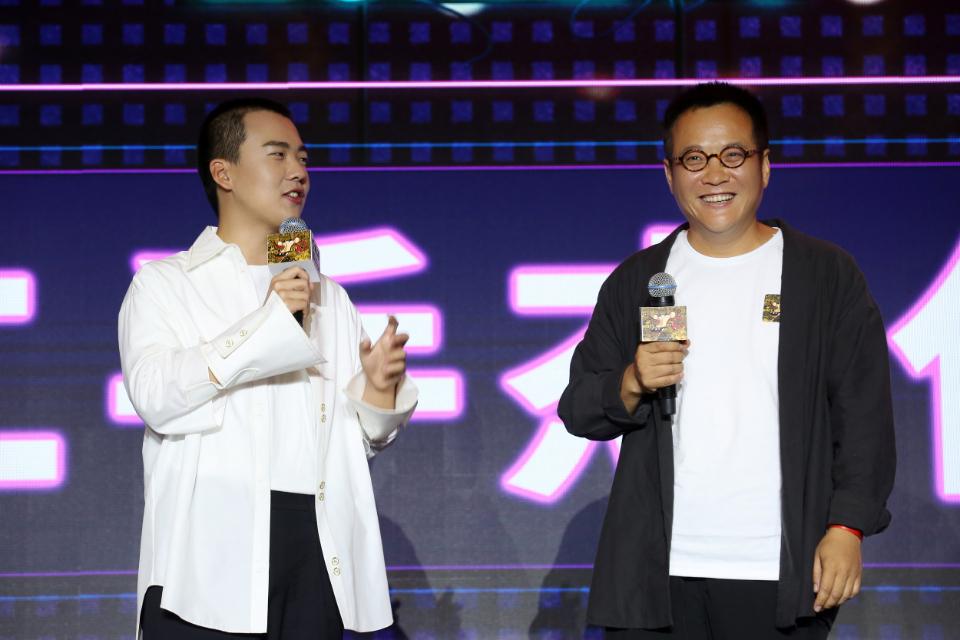 郭麒麟搭档于和伟演喜剧,宁浩文牧野合作新片