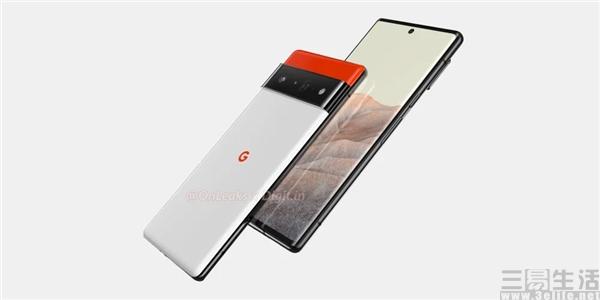 谷歌Pixel 6机身保护壳曝光,外观或已无悬念