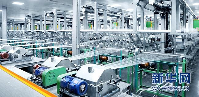 助推制造业高质量发展 长寿做大做强新材料产业