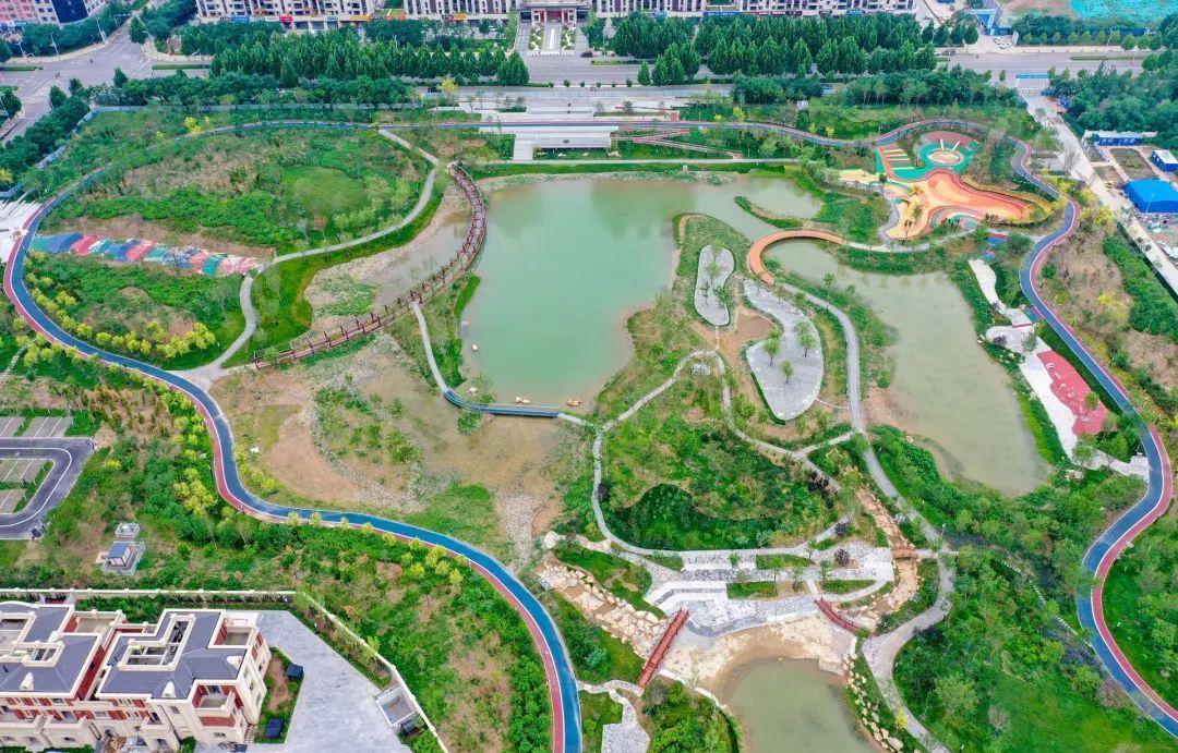 上百种植物、童趣乐园、环园绿道……快来打卡!