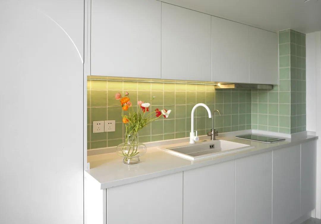 公寓100问丨别再抱怨房子小了,看看人家的23㎡单身公寓,照样功能齐全有品质!