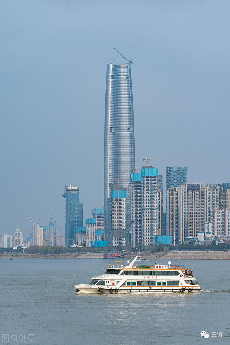 华中一哥——武汉绿地中心即将建成!