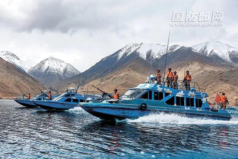 """枢密院十号:印度要对中国""""西海舰队""""挑起军备竞赛?"""