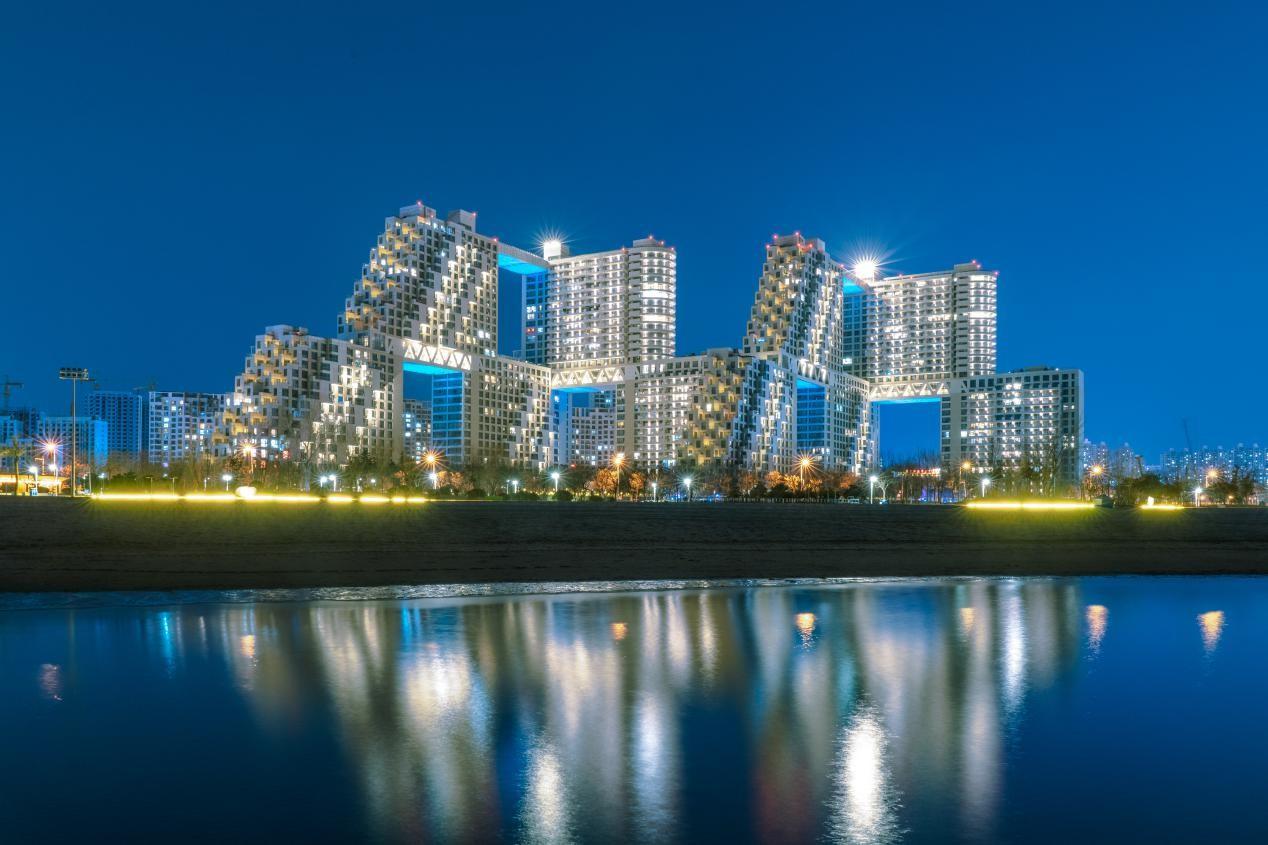 秦皇岛海碧台将艺术植入公共空间 即将推出二期新品