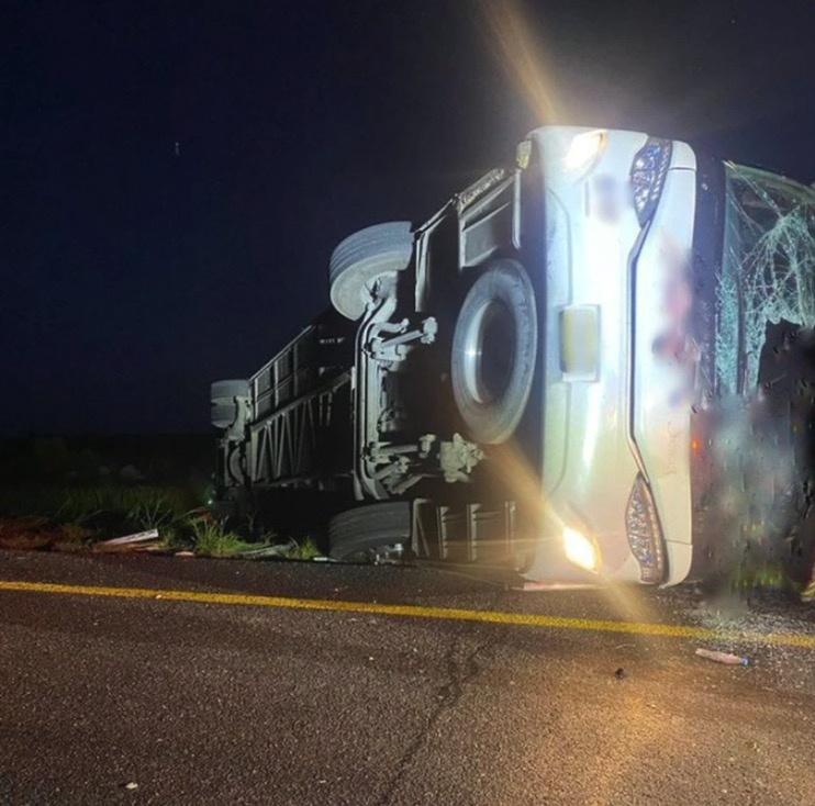 墨西哥塔毛利帕斯州发生严重交通事故 造成至少12人死亡