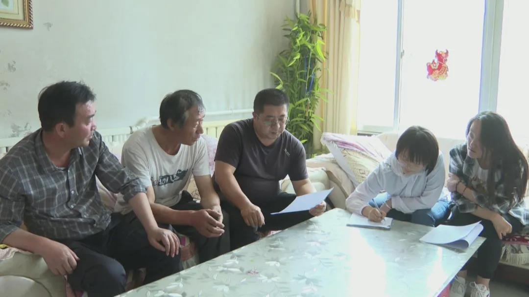 甘肃省张掖市高台县:用心学党史 用情办实事