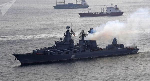 俄海军舰队首赴太平洋中部演习 锐评:意欲开辟与美国博弈的新战场