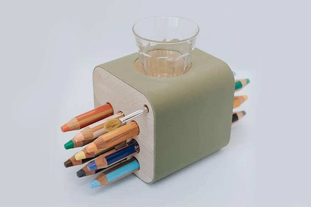 什么样的笔筒能解决妈妈和孩子的大问题?
