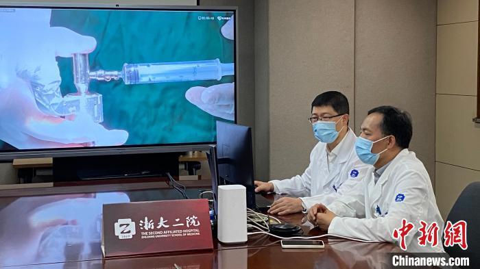 浙大二院搭建国内首个5G数字化神经外科空中手术室