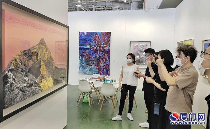 2021艺术厦门当代博览会开启艺术盛宴