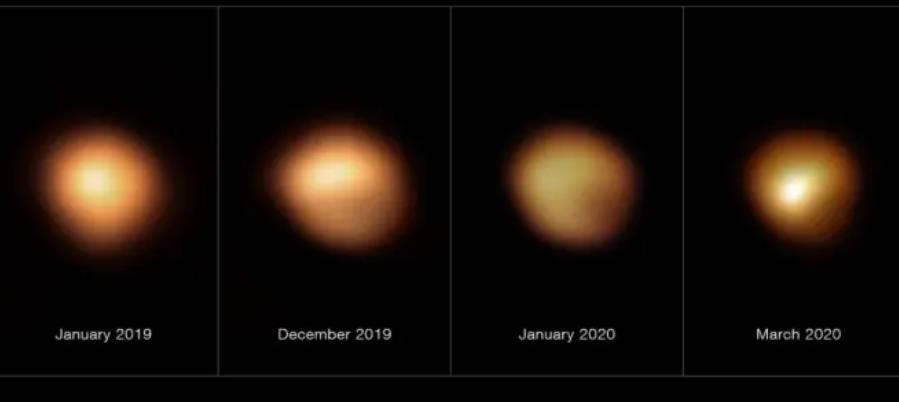 科学家辟谣:是恒星气体造成的