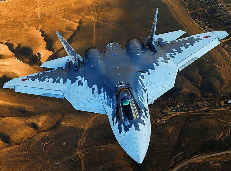 俄专家:双座版苏-57出口前景很好,可替代美国五代机