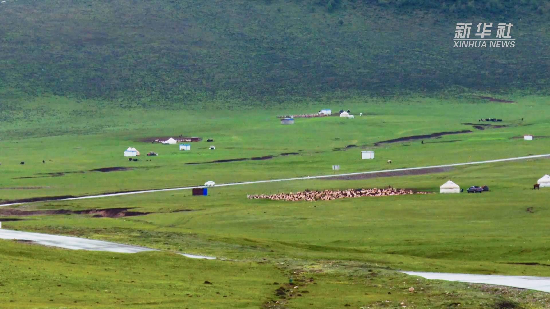"""新疆""""最美""""公路——独库公路部分开通"""