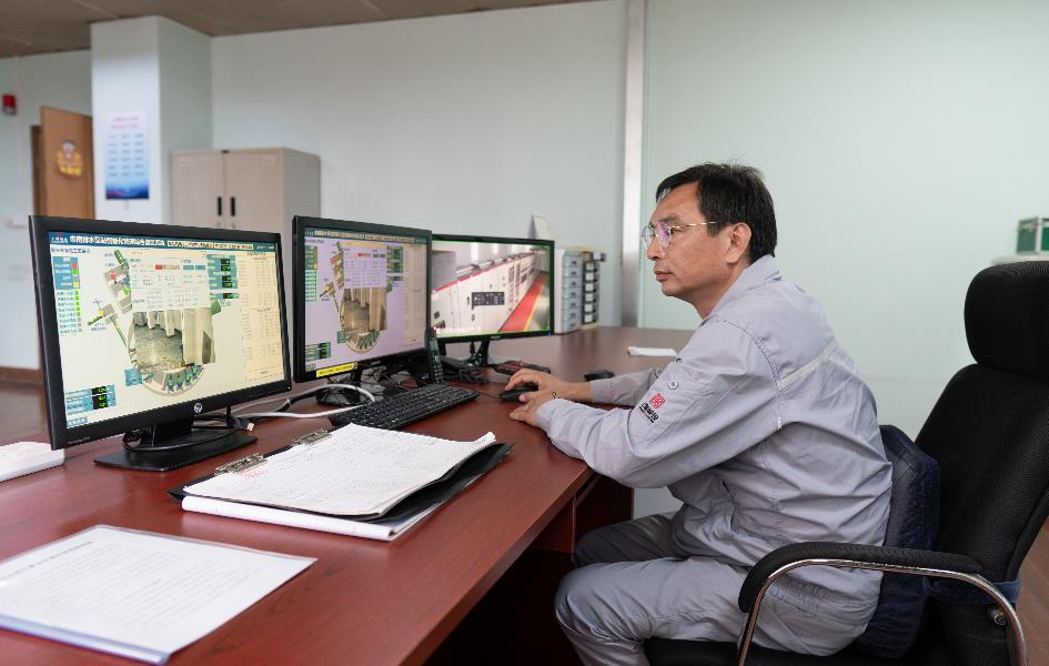 梅雨季泵站老兵24小时待命:更优化的排水管网,更科学的智慧防汛