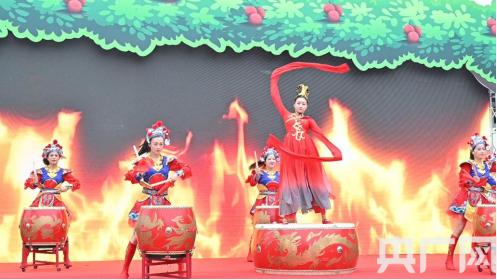 浙江长兴父子岭杨梅旅游文化节举办