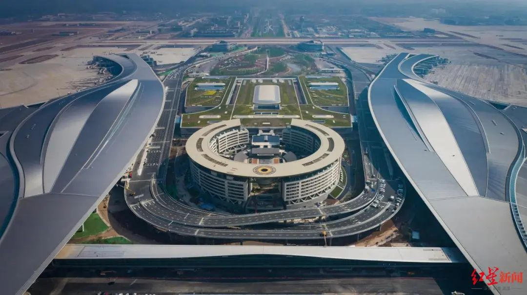 成都天府国际机场酒店6月18日正式开业,入住前可办行李托运