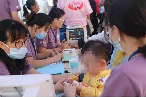 2021西安国际唇腭裂公益救助行动在西安交大一附院开启