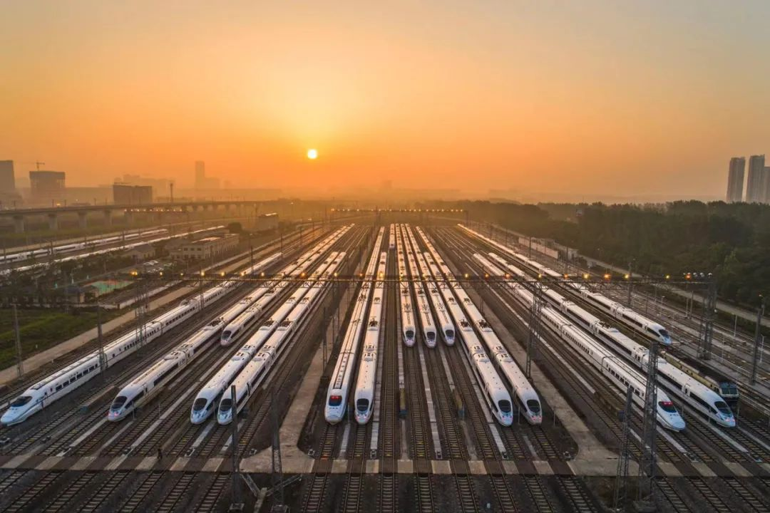 合肥南至安庆将首开直达列车!