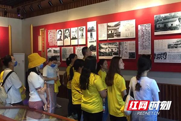株洲市二医院团员青年赴醴陵开展红色团建活动