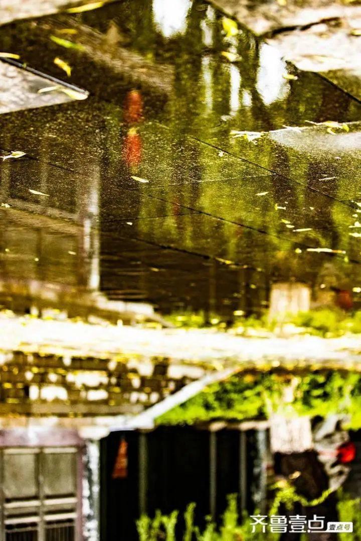一场雨洗尽铅华,来东平湖畔寻访唐诗宋词水墨烟雨