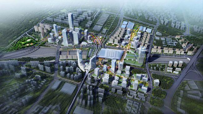 广州东部TOD迎全新发展机遇 9条轨道交会全国东部经济带枢纽