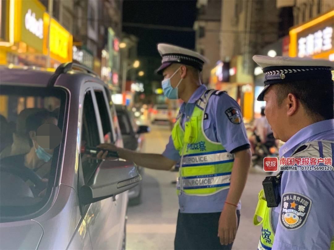"""酒驾肇事、肇事逃逸……2021年桂林已有7人被""""终生禁驾"""""""