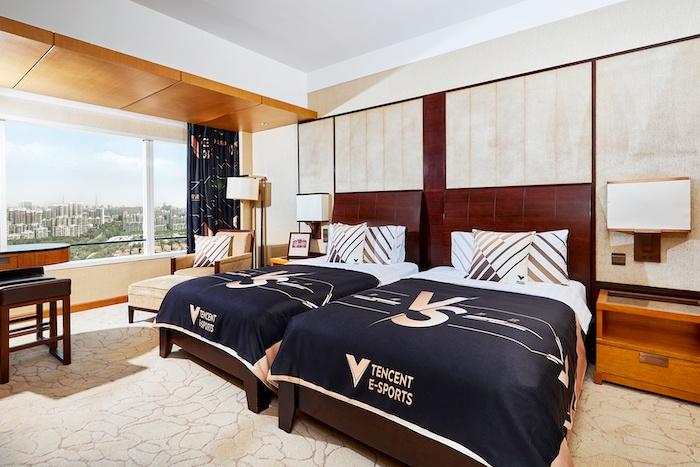 游戏电竞主题房来了,香格里拉集团旗下五家酒店推出沉浸式入住体验