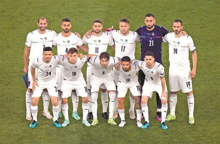 欧洲杯首支出线队诞生:意大利29场不败,连续10场零封胜利