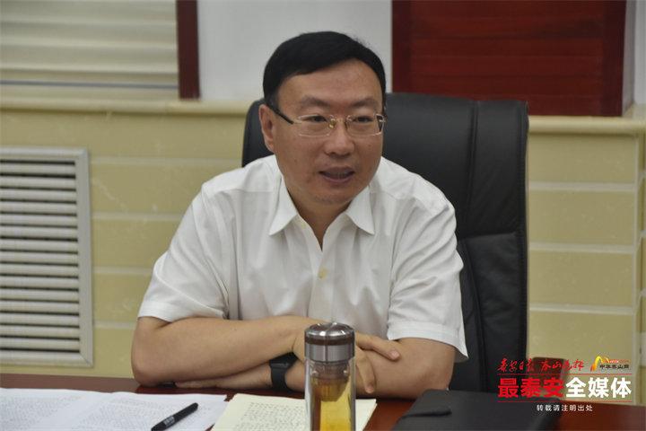 张涛:打赢打好老旧小区改造三年攻坚战 切实把好事办好、办到群众心中