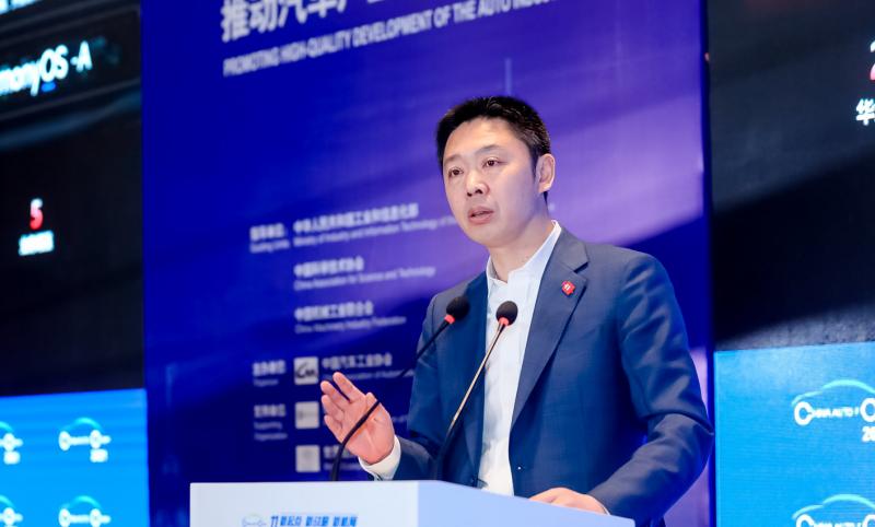华为王军:计划每年投入5000万发展鸿蒙座舱和数字平台等