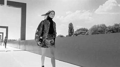 Louis Vuitton巴黎秀 打造乌托邦幻境