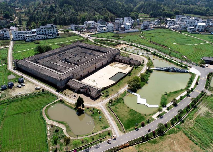 农发行安远县支行旅游扶贫贷款助力三百山创5A建设