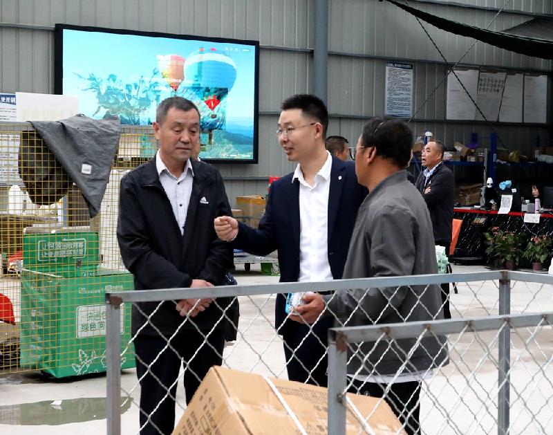 宜君县政协开展县域经济发展和县城规划建设工作专题调研