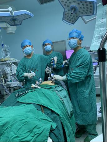 菏泽市立医院膀胱肿瘤微创治疗创新高峰