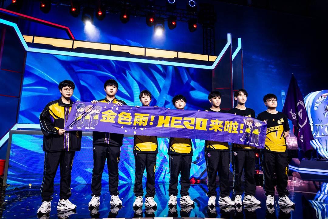 KPL封面观察 南京Hero久竞再进总决赛 从容备赛树立样板