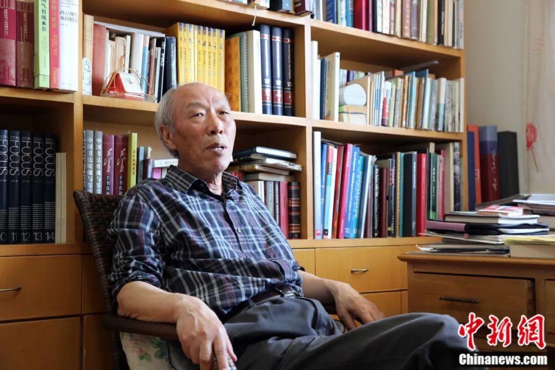 翻译家李之义:汉字若被遗忘,国家乃至世界文化史就会遭破坏