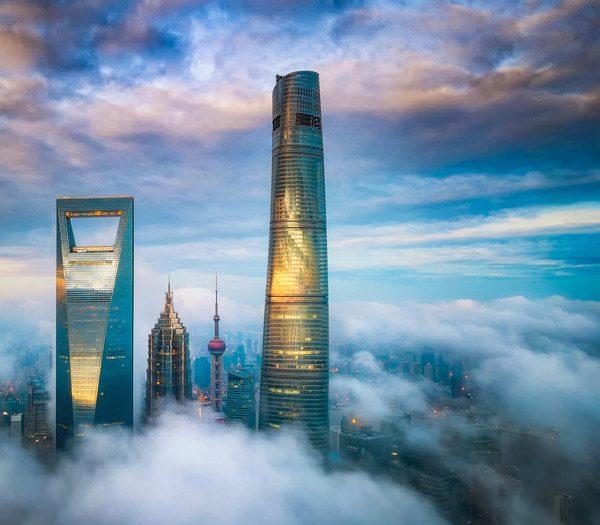 锦江国际酒店集团最高端品牌 J酒店上海中心开业