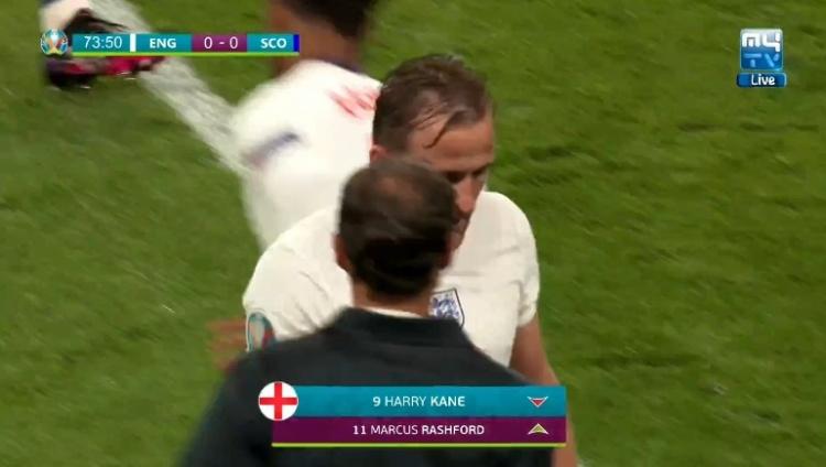 早报:英格兰0-0闷平苏格兰,凯恩连场0射正