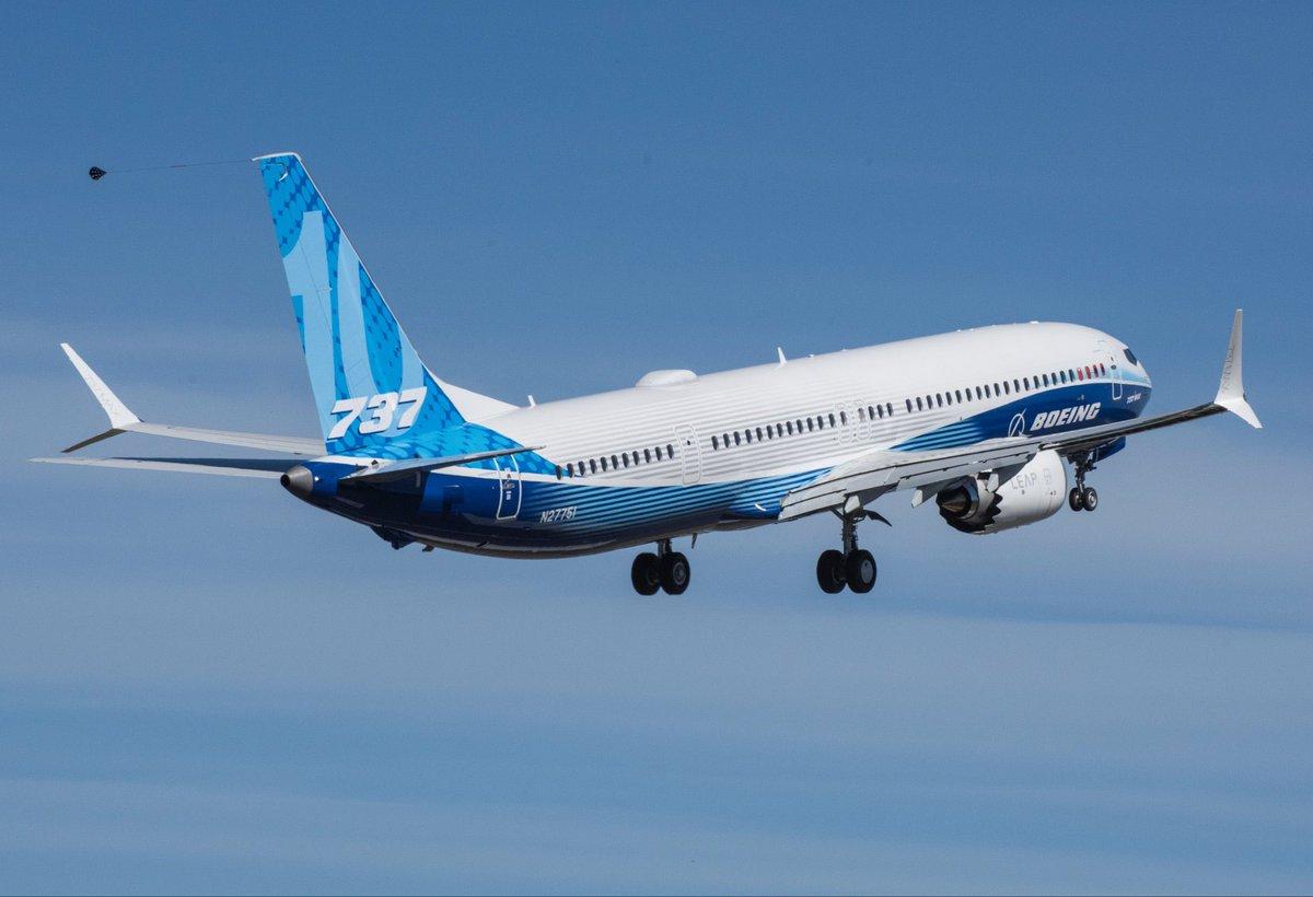 多国尚未解禁 波音又试飞737MAX新型号