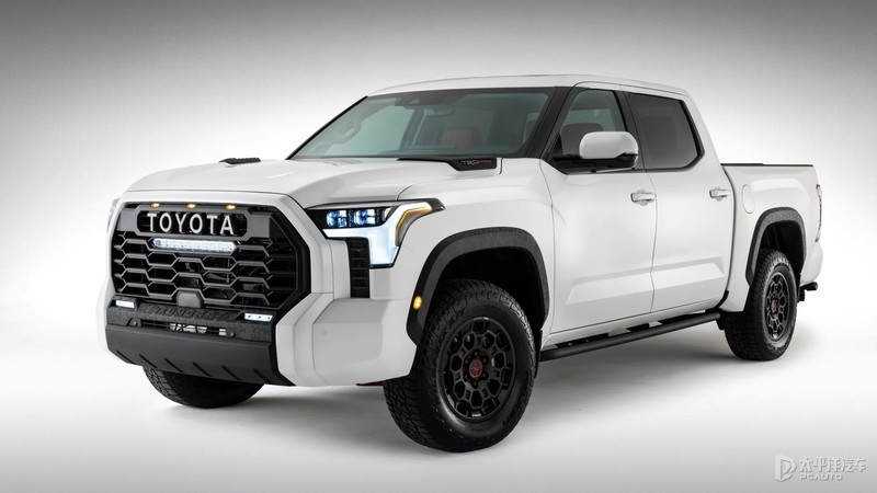 丰田发布新一代坦途官图 新车将于近期首发
