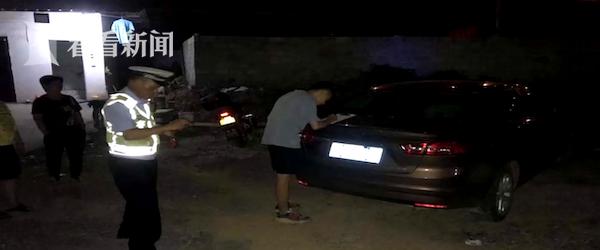 好奇心作祟!15岁孩子偷偷把家里车开出去了...