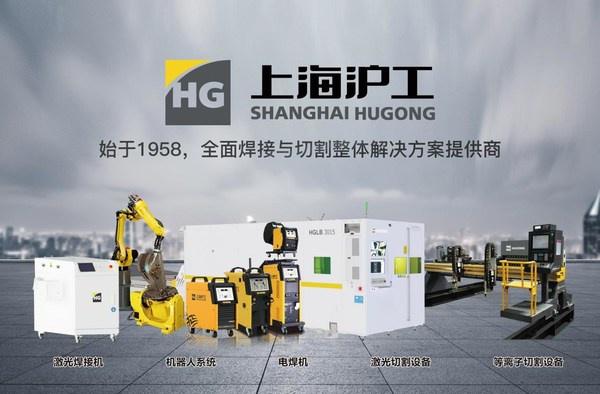上海沪工双头龙门激光切割机助重型机械行业实现产能翻倍